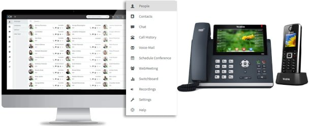 3CX Hosted Phone Systems