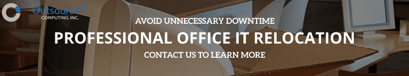 Professional Office IT Relocation Services