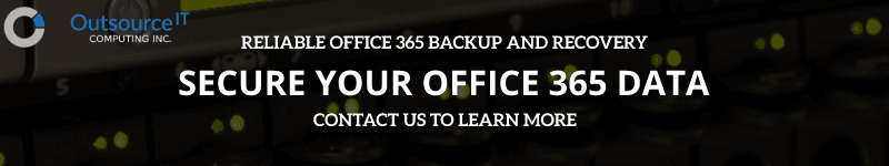 Reliable Office 365 Backup