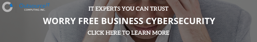 Worry Free Business Cybersecurity